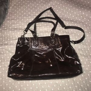 NEVER USED coach purse